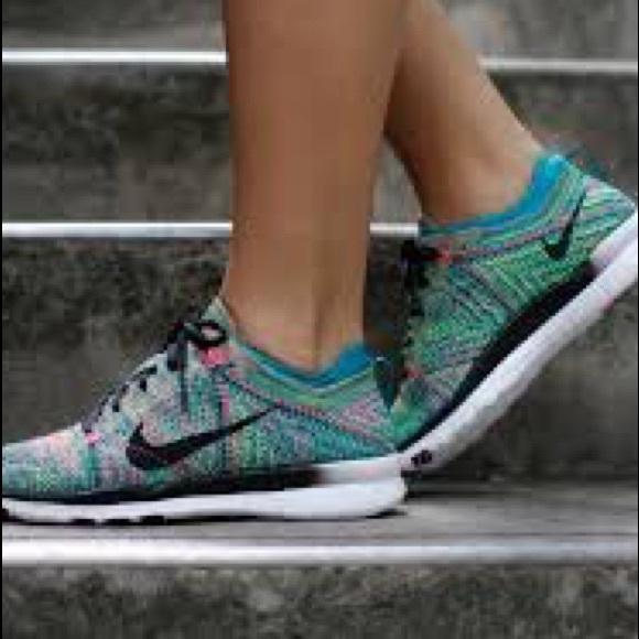 Nike Shoes   Nike Free Flyknit 5   Poshmark